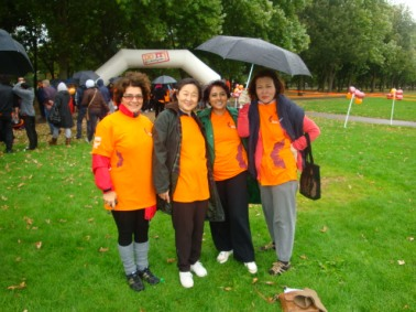 PAWA Sponsored Walk