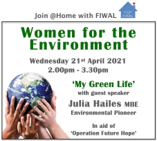 FIWAL at home event